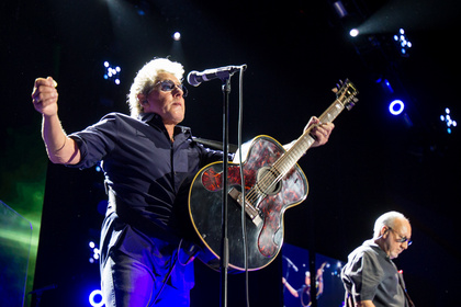 Their Generation - The Who: Orchester-Konzert mit Eddie Vedder im Wembley Stadion